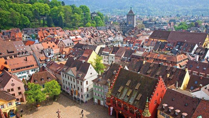 Klassenfahrt Freiburg im Breisgau