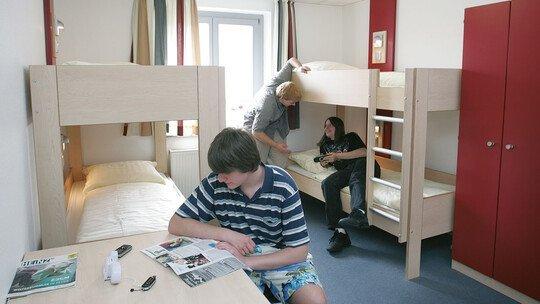 Jugendherberge Bochum Jugendgästehaus Bermuda3eck