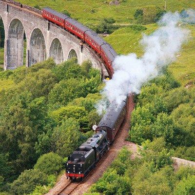 Jacobite Stream Train