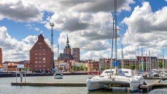 Klassenfahrt Stralsund