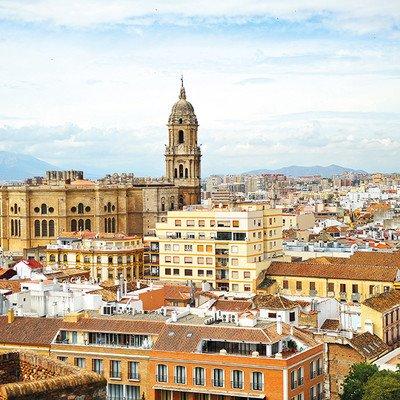 Ausflug nach Málaga