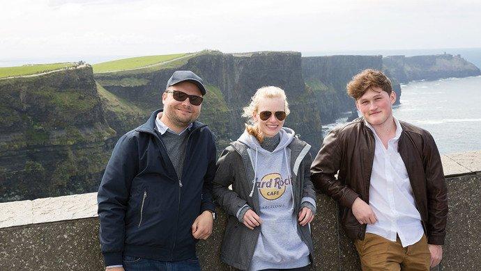 Klassenfahrt Galway und Dublin