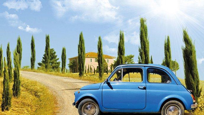 Klassenfahrt Montecatini Terme