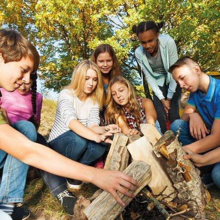 Abenteuertag Waldpädagogik