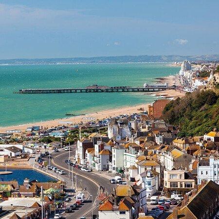 Alle Programmbausteine Südosten Englands auf einen Blick