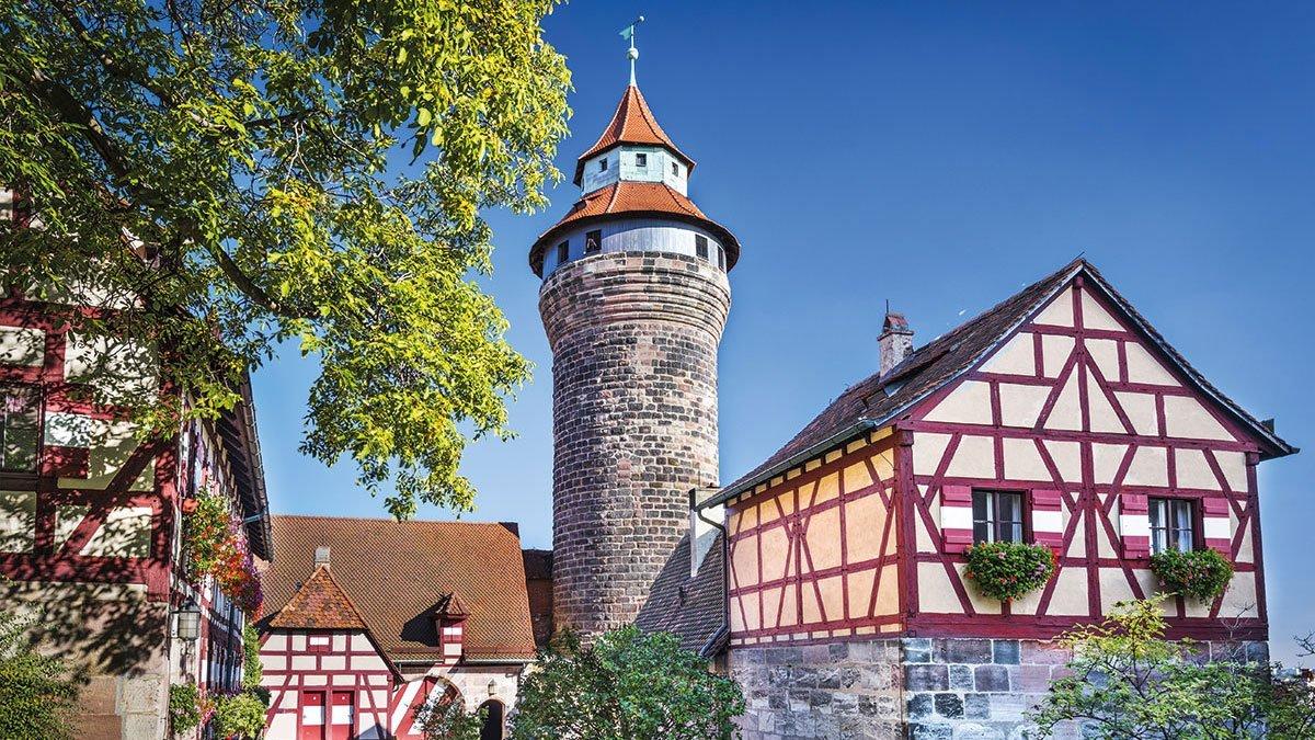 Schloss in Nürnberg