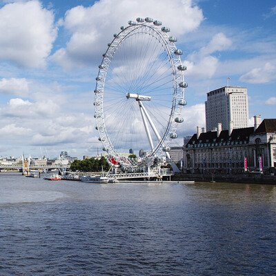 """Coca-Cola London Eye"""
