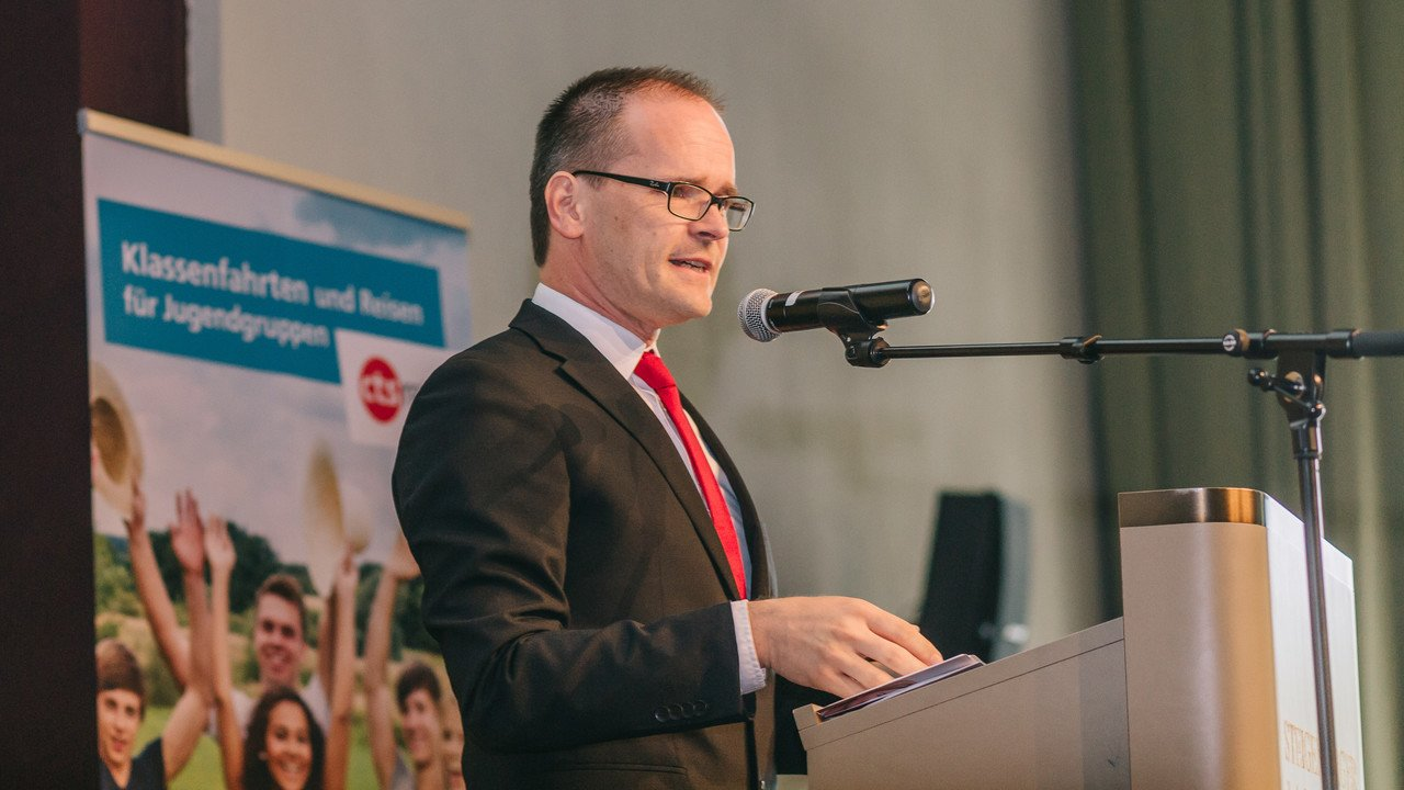Niedersächsischer Kultusminister Grant Hendrik Tonne
