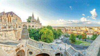 Gruppenreise Budapest