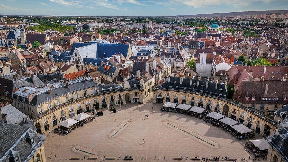Dijon Marktplatz