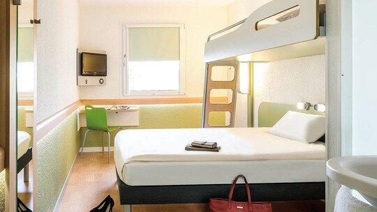 Ibis Budget Hotel Bordeaux Centre Bastide