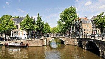 Exkursion Amsterdam