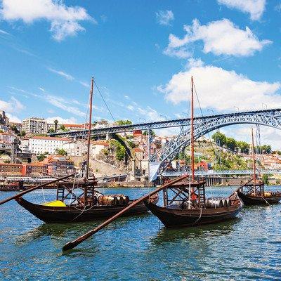 Schifffahrt auf dem Douro