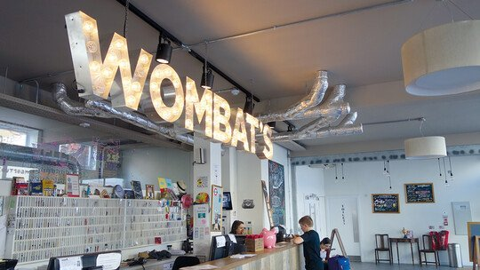 Wombat's The City Hostel London