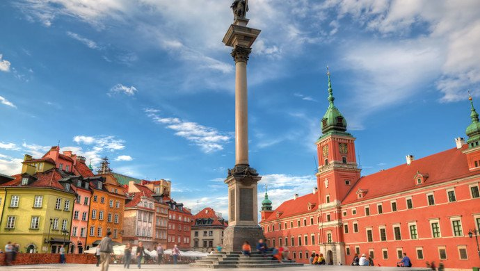 Gruppenreise Masuren - Warschau - Breslau