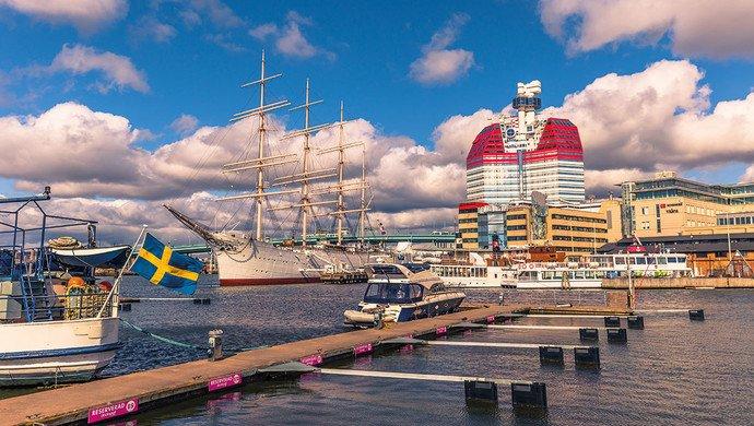 Klassenfahrt Göteborg