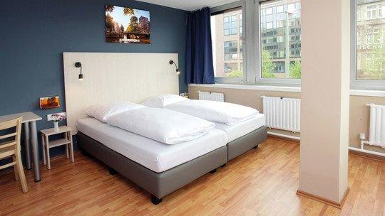 a&o hostel and hotel Amsterdam B.V. a&o Amsterdam Zuidoost