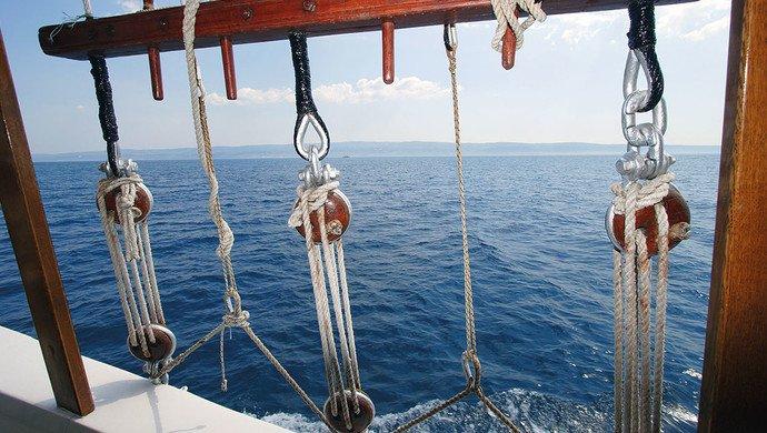 Klassenfahrt Segelkreuzfahrt