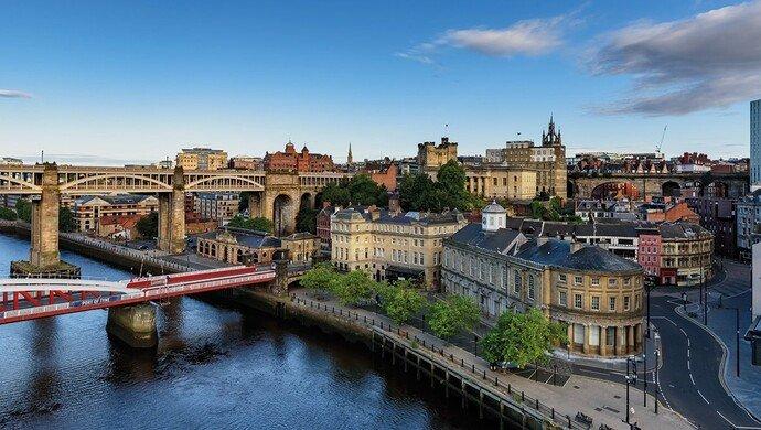 Klassenfahrt Newcastle und der Norden Englands