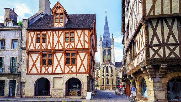 Klassenfahrt Burgund