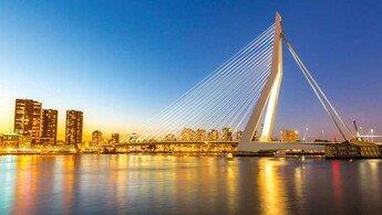 Klassenfahrt Rotterdam
