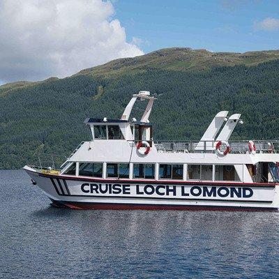Bootsfahrt Loch Lomond
