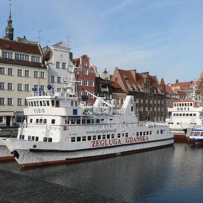Schifffahrt zur Westerplatte