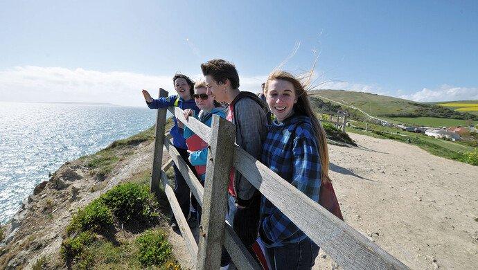 Klassenfahrt Weymouth – Jurassic Coast