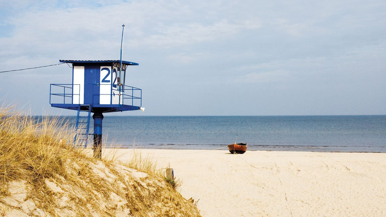 Klassenfahrt an die Ostsee