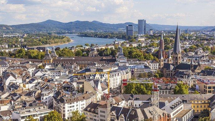 Klassenfahrt Bonn