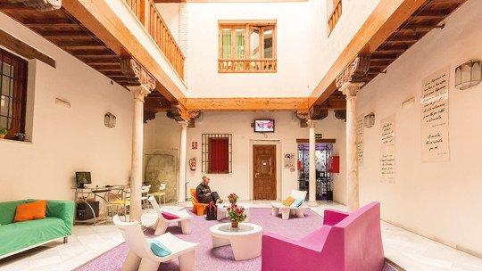 Hostel White Nest in Granada