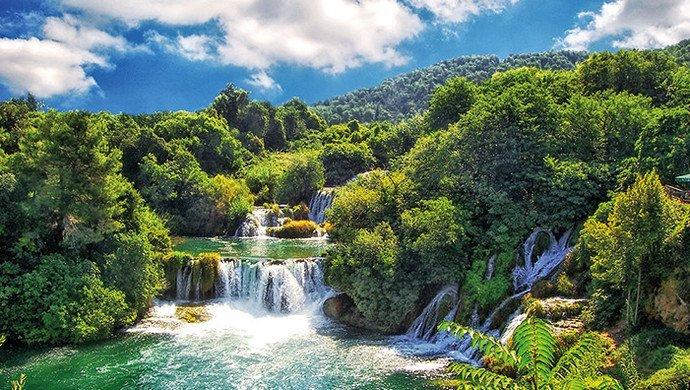 Nationalpark Krka & Šibenik