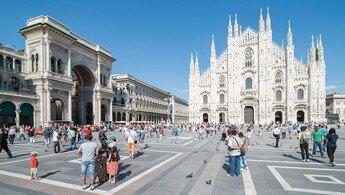 Exkursion Mailand