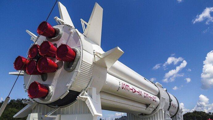 Exkursion Luft- und Raumfahrttechnik