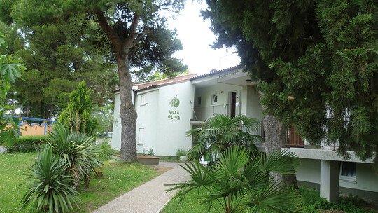 Hotelanlage Belvedere