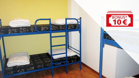 A&O Hostel Metro Strizkov