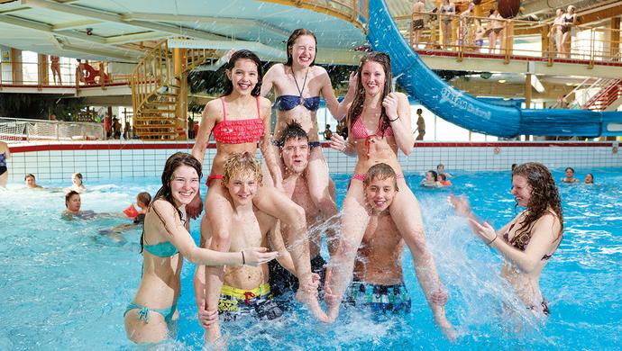 Klassenfahrt Ferienpark Duinrell