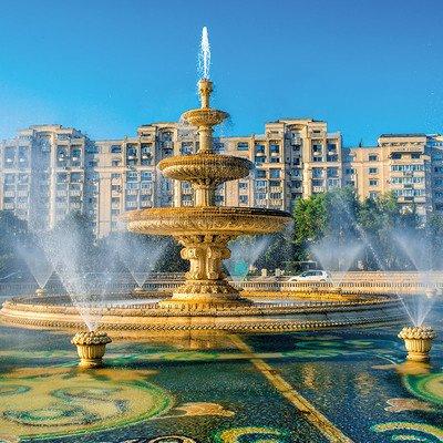 Alle Programmbausteine Bukarest auf einen Blick