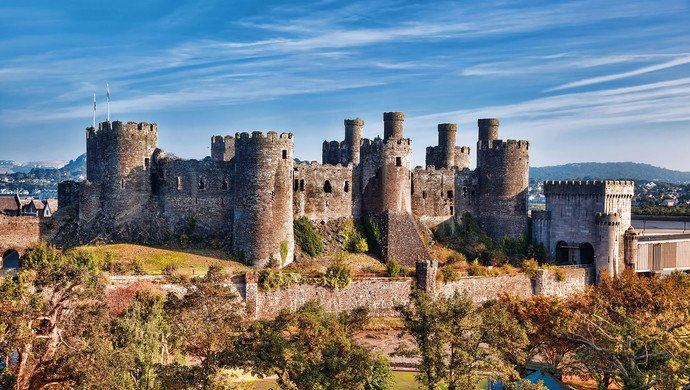 Gruppenreisen Wales