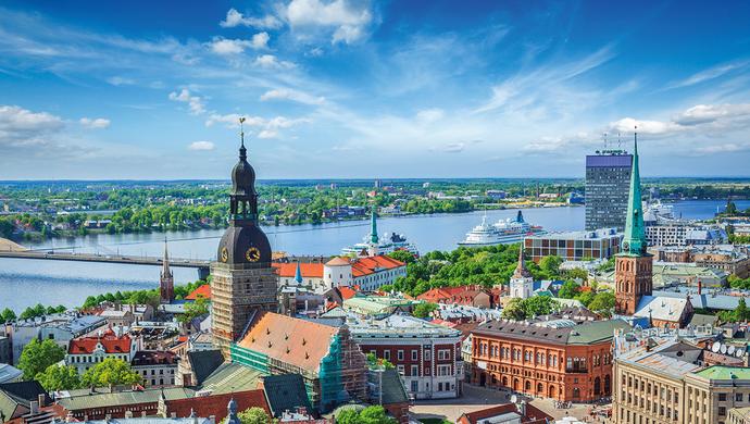 Klassenfahrt Riga