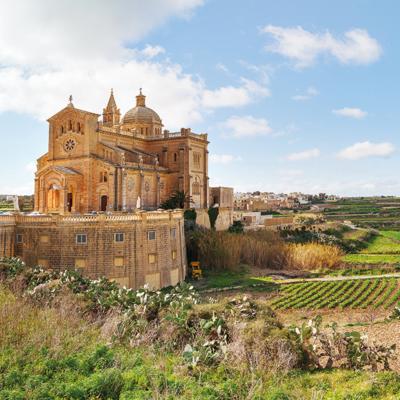 Die Nachbarinsel Gozo