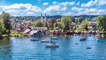 Klassenfahrt Starnberger See