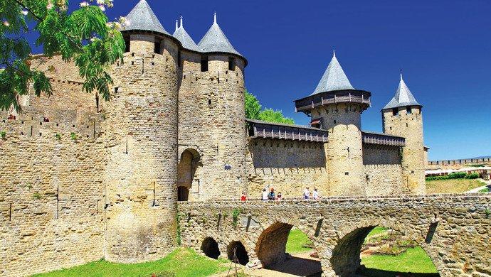 Klassenfahrt Languedoc-Roussillon