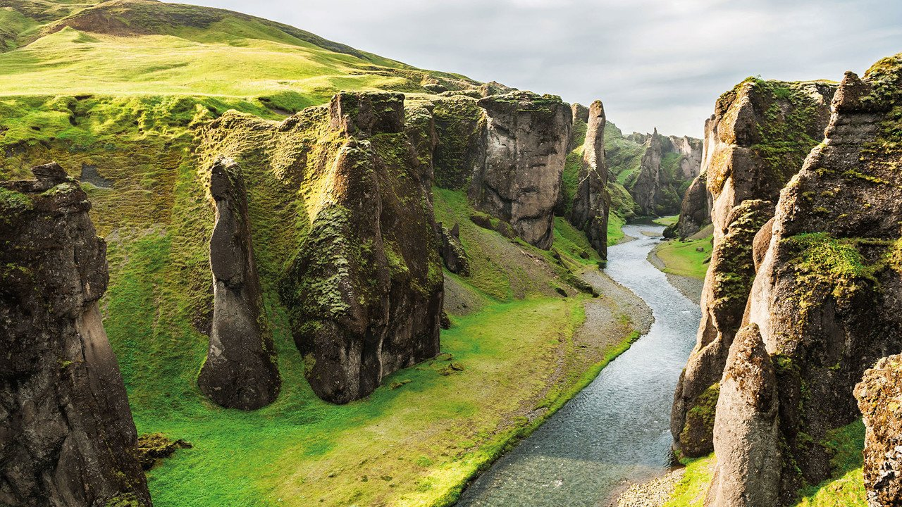 Thingvellir Schlucht