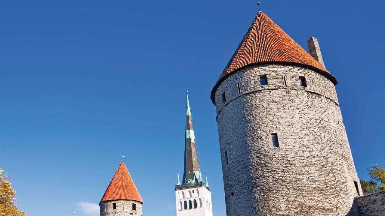 Türme in Tallinn