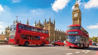 Gruppenreisen England