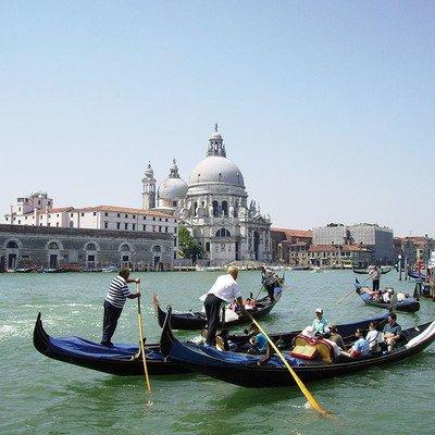 Gondelfahrtin Venedig