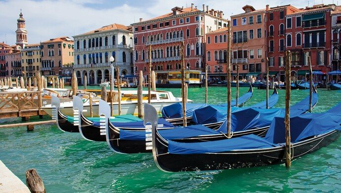 Exkursion Venedig