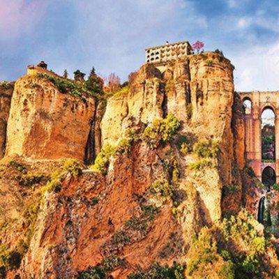 Alle Programmbausteine Andalusien auf einen Blick