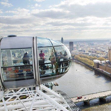 """lastminute.com London Eye"""